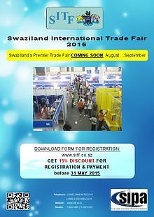SWAZILAND INTERNATIONAL TRADE FAIR