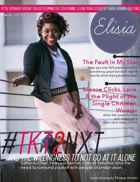 Elisia Magazine Issue SIX Elisia Magazine: Mar 2015