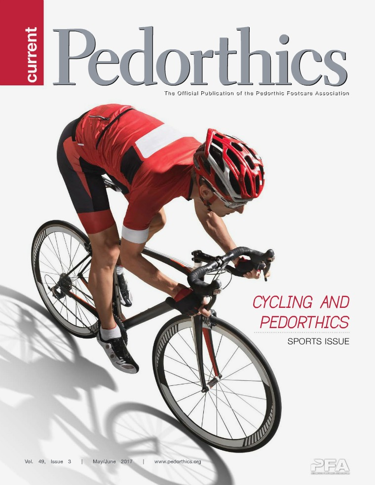 Current Pedorthics | May-June 2017 | Vol.49, Issue 3