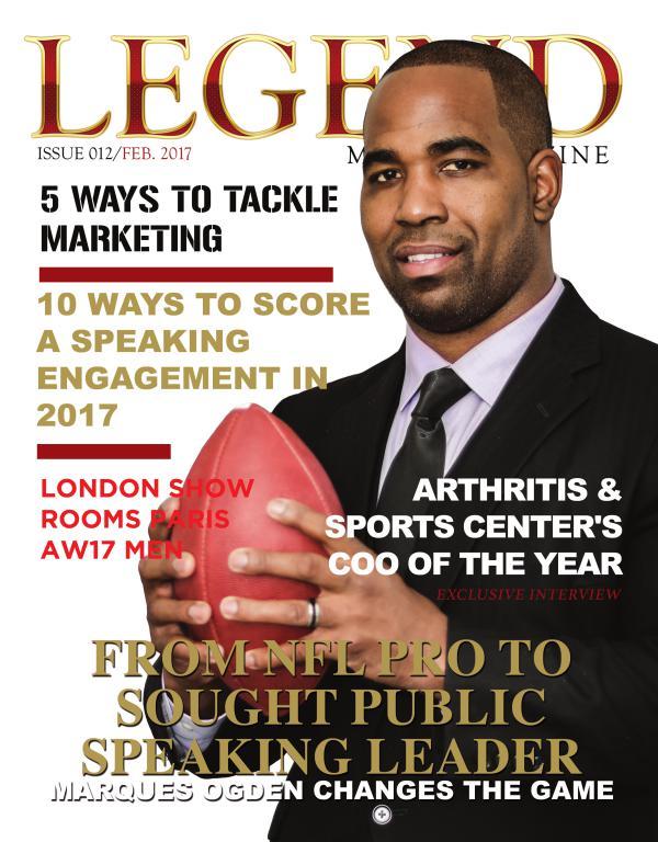 Legend Men's Magazine 12