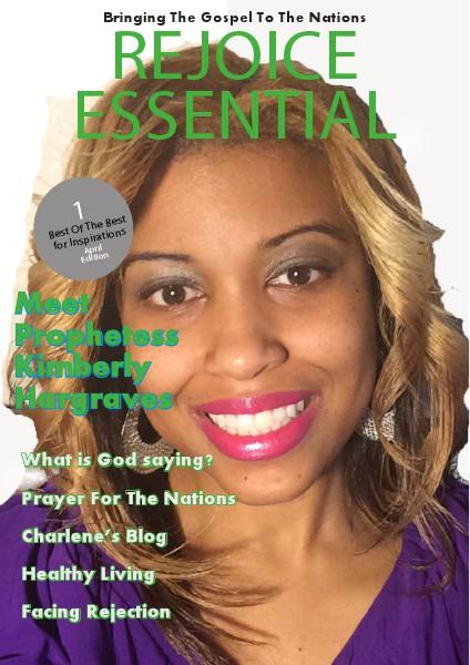 Rejoice Essential April/May 2015 1