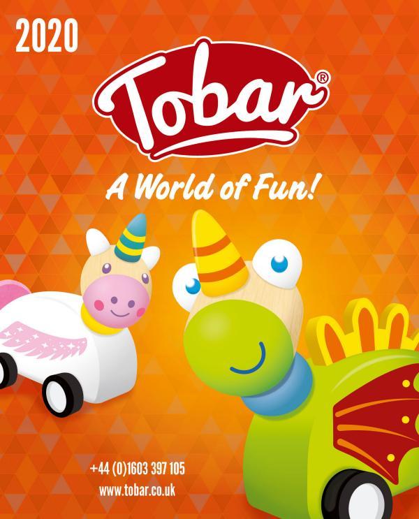 TOBAR Catalogue TOBAR 2020 UK