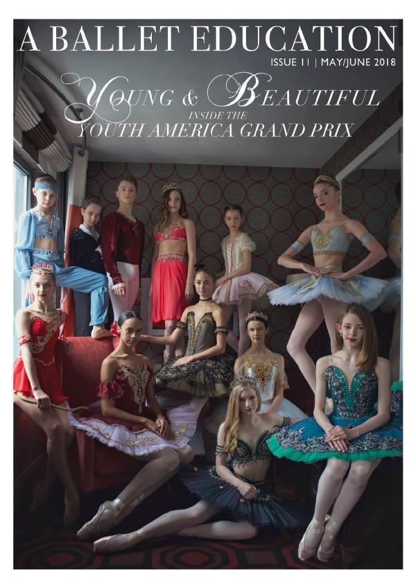 Issue 11 YAGP EDITION