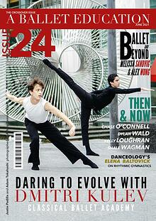 A Ballet Education: THE CROSSOVER ISSUE