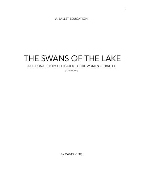 THE SWANS OF THE LAKE CHAPTER 1-2