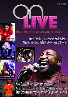 On Live Magazine-
