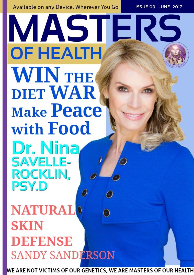 Masters of Health Magazine June 2017