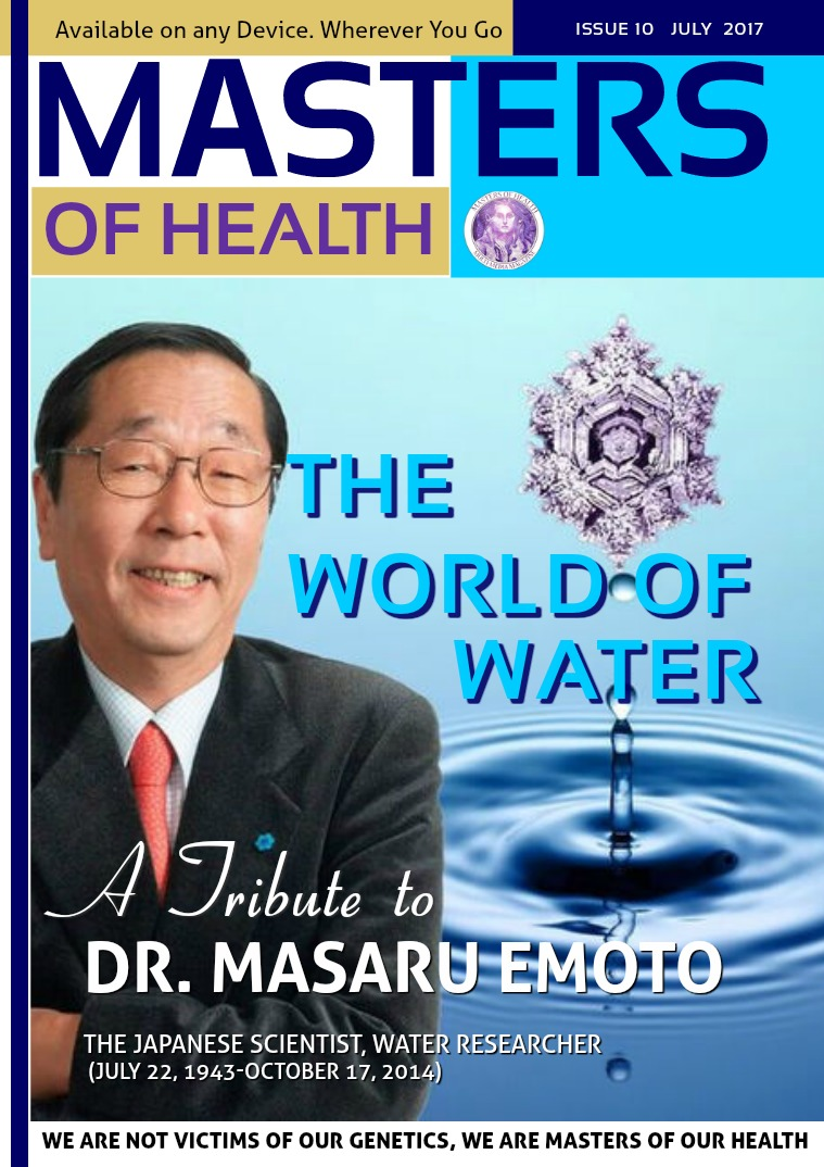 Masters of Health Magazine July 2017