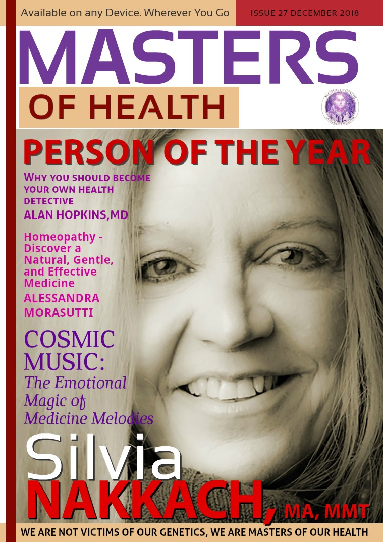 Masters of Health Magazine December 2018