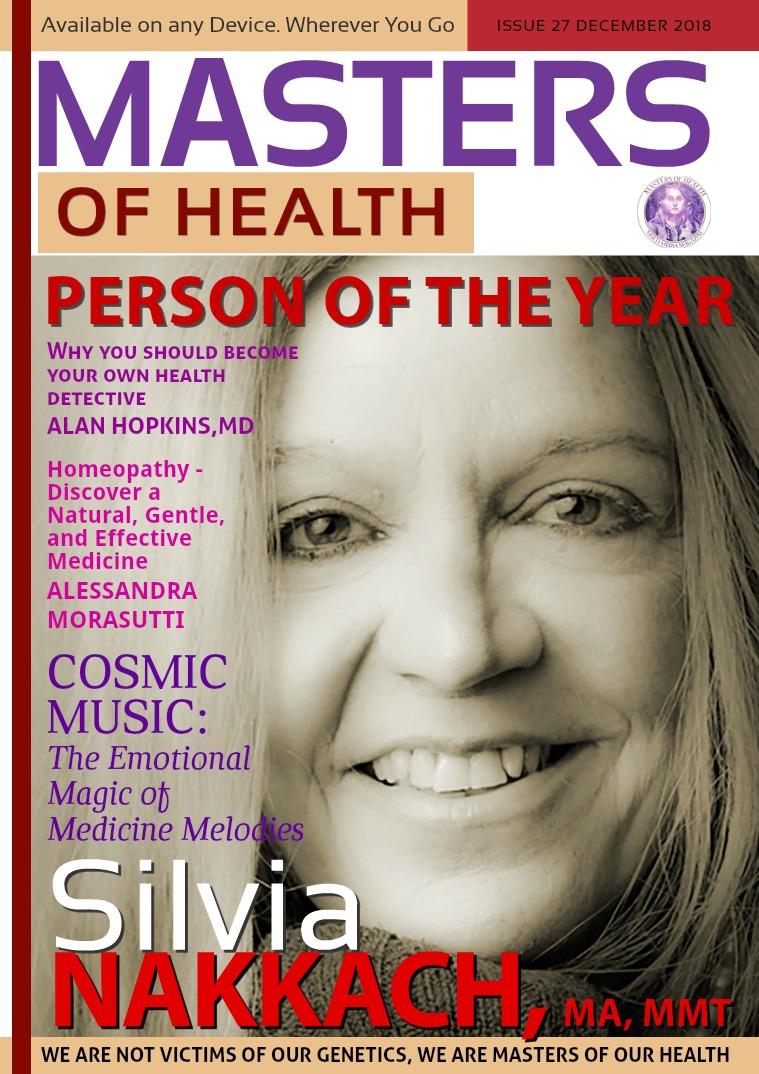 Masters of Health Magazine December 2018