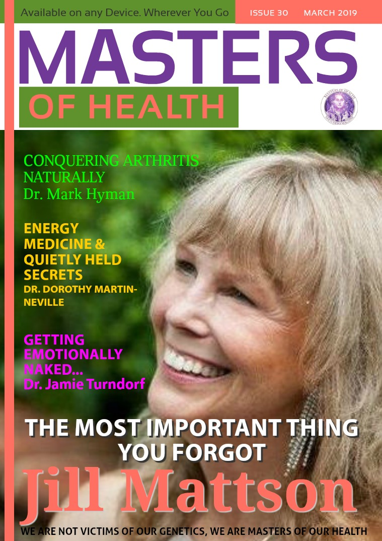 Masters of Health Magazine March 2019
