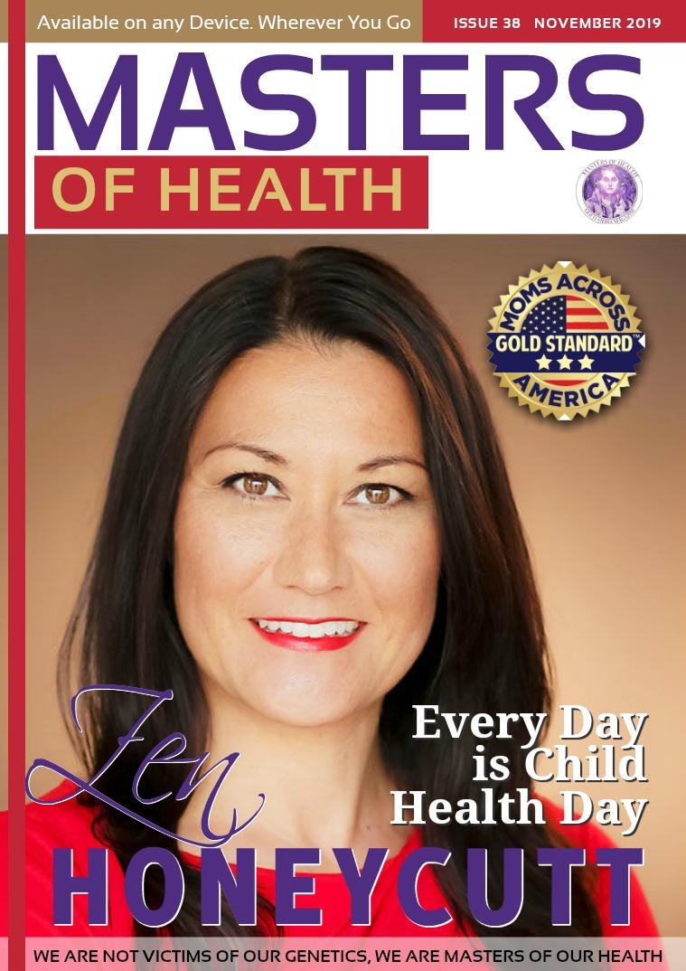 Masters of Health Magazine November 2019