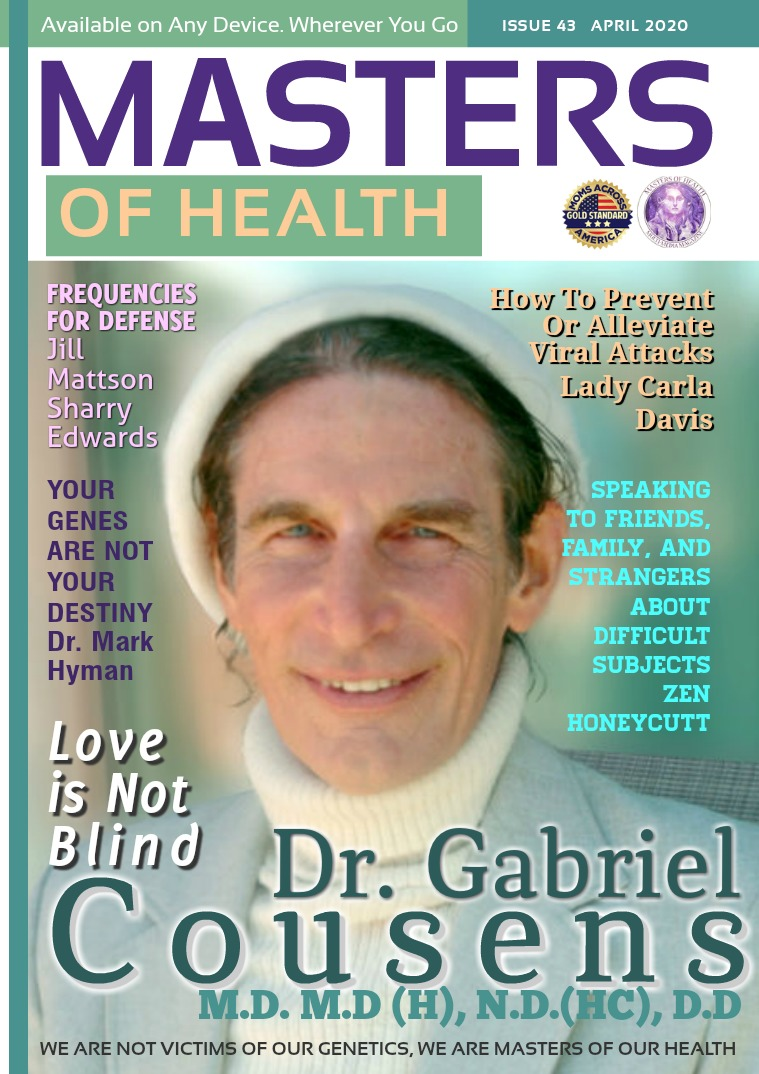 Masters of Health Magazine April 2020
