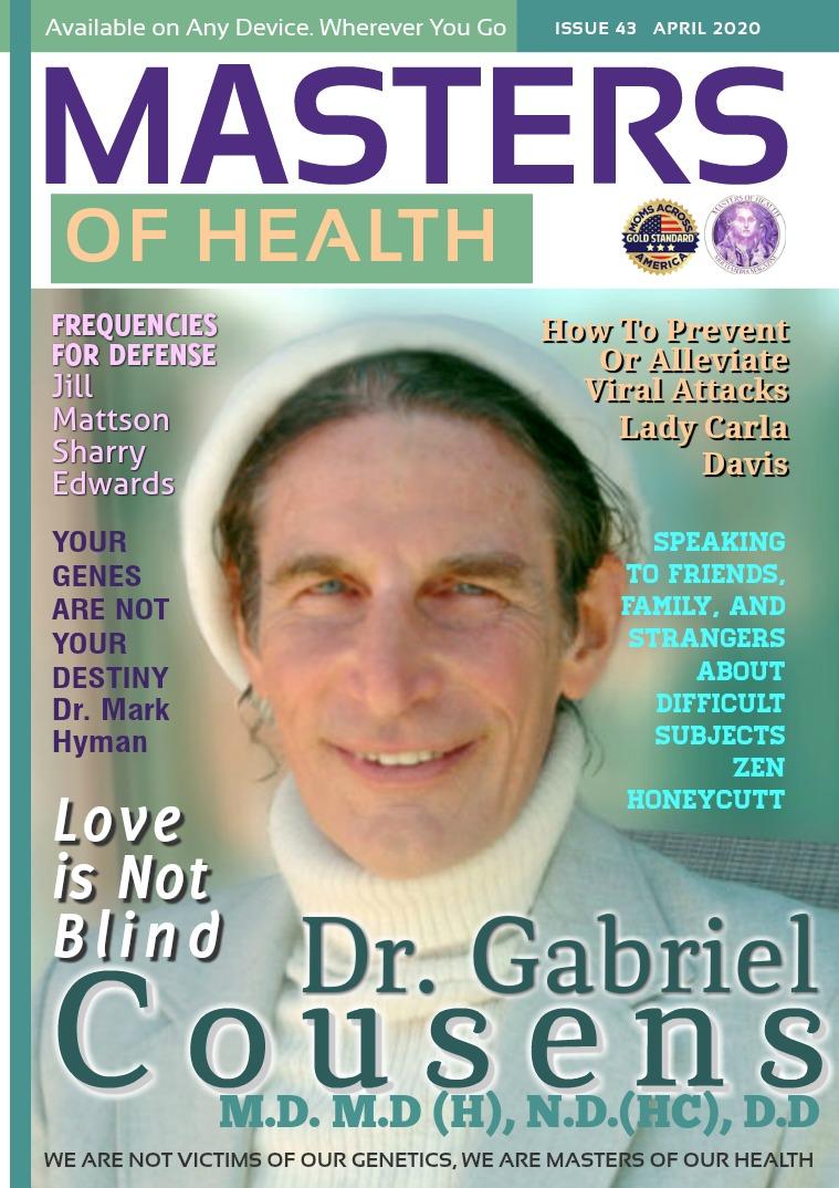 Masters of Health Magazine April 2020