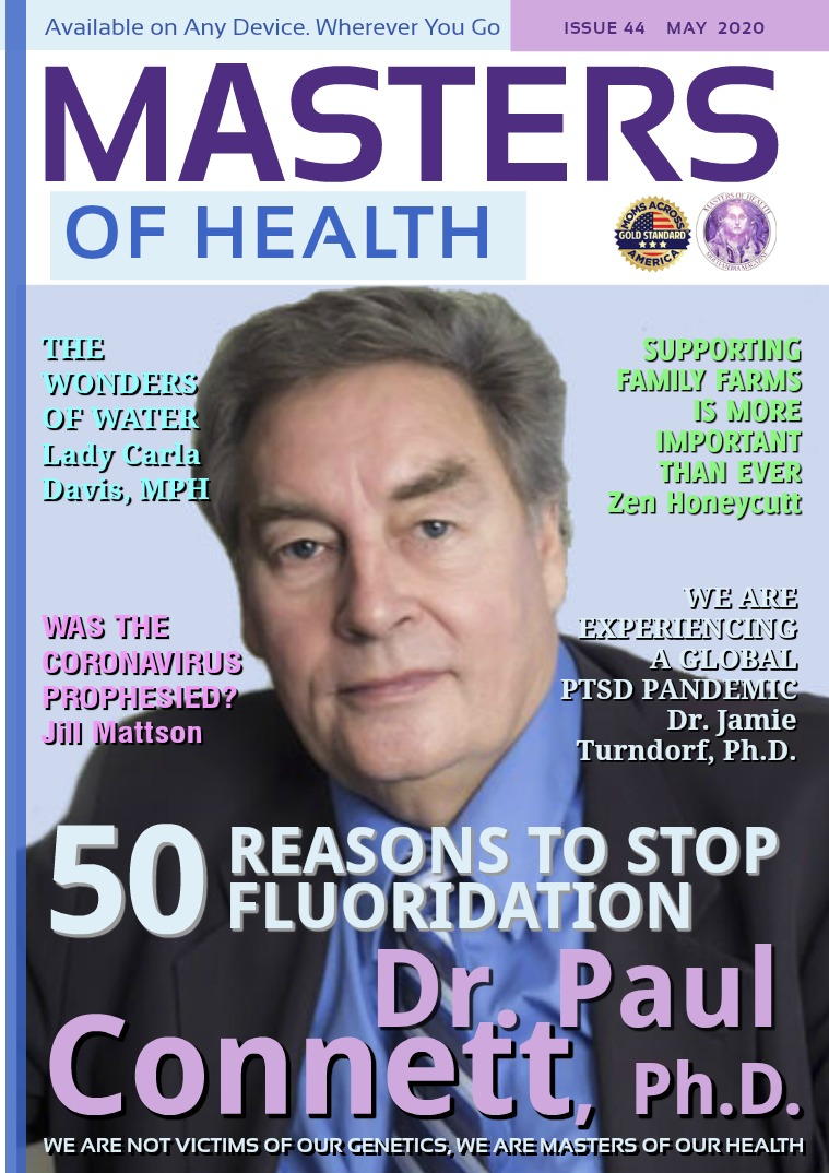 Masters of Health Magazine May 2020