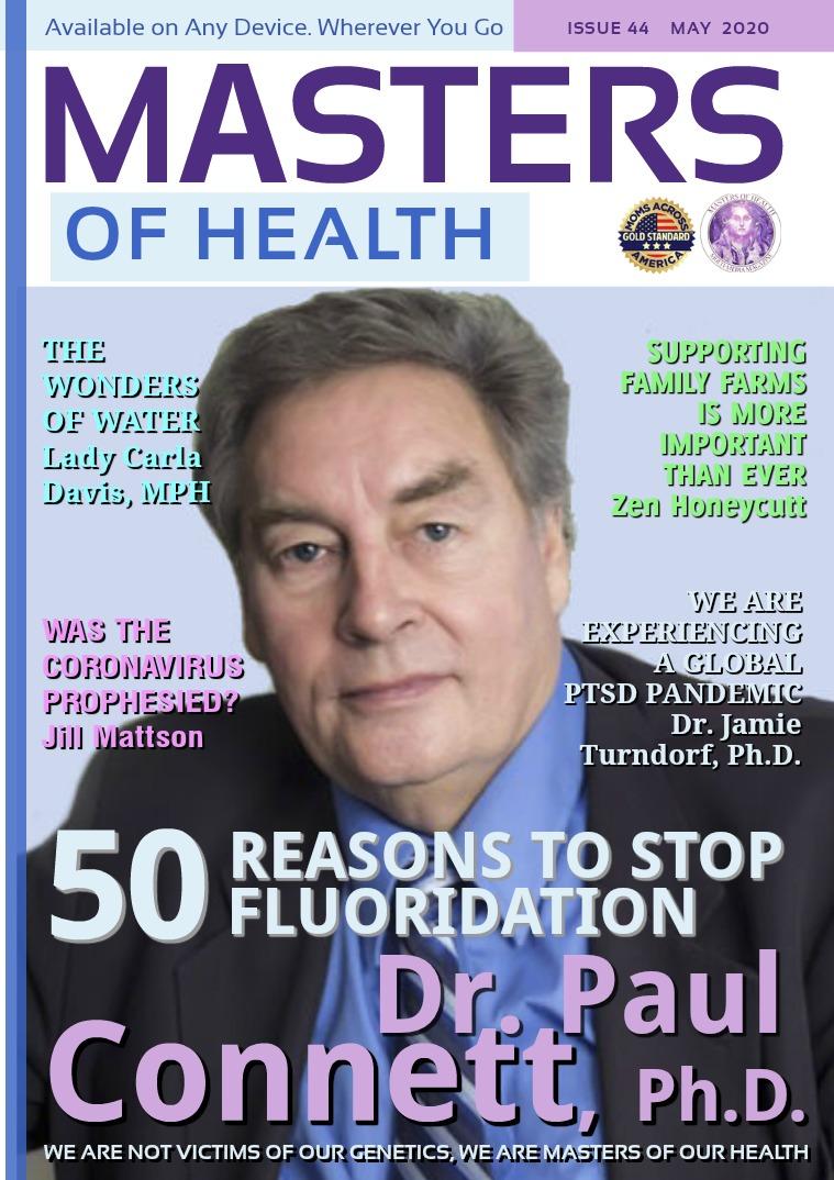 Masters of Health Magazine May 2020