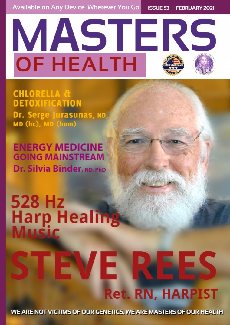 Masters of Health Magazine February 2021