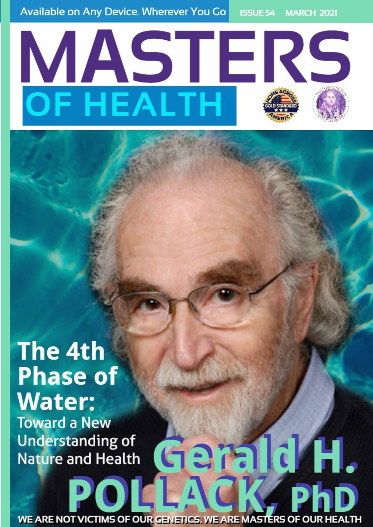 Masters of Health Magazine March 2021