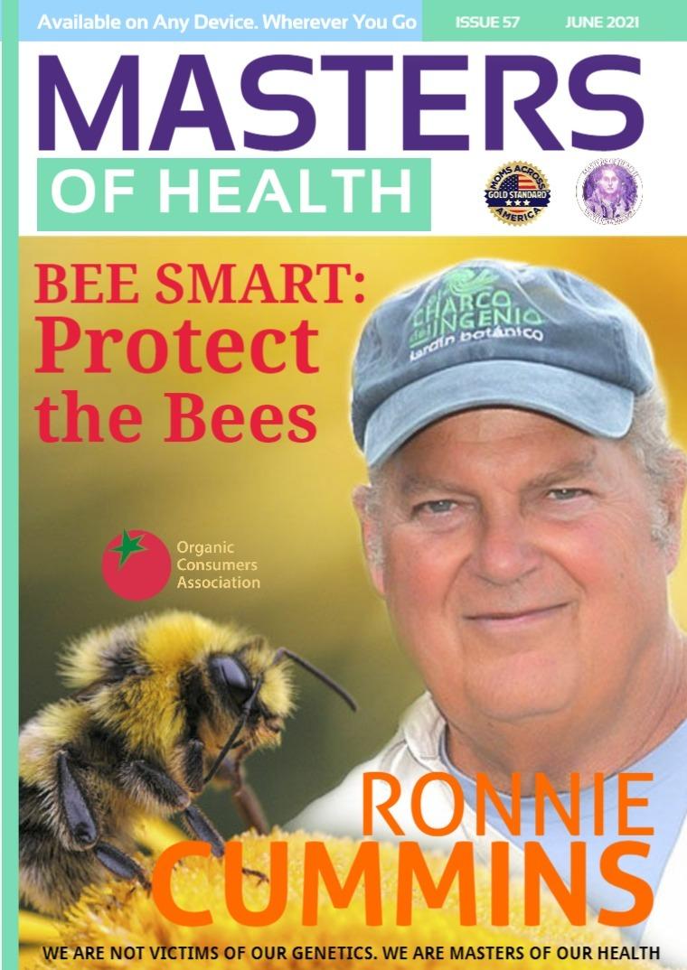 Masters of Health Magazine June 2021
