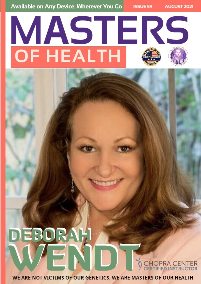 Masters of Health Magazine August 2021