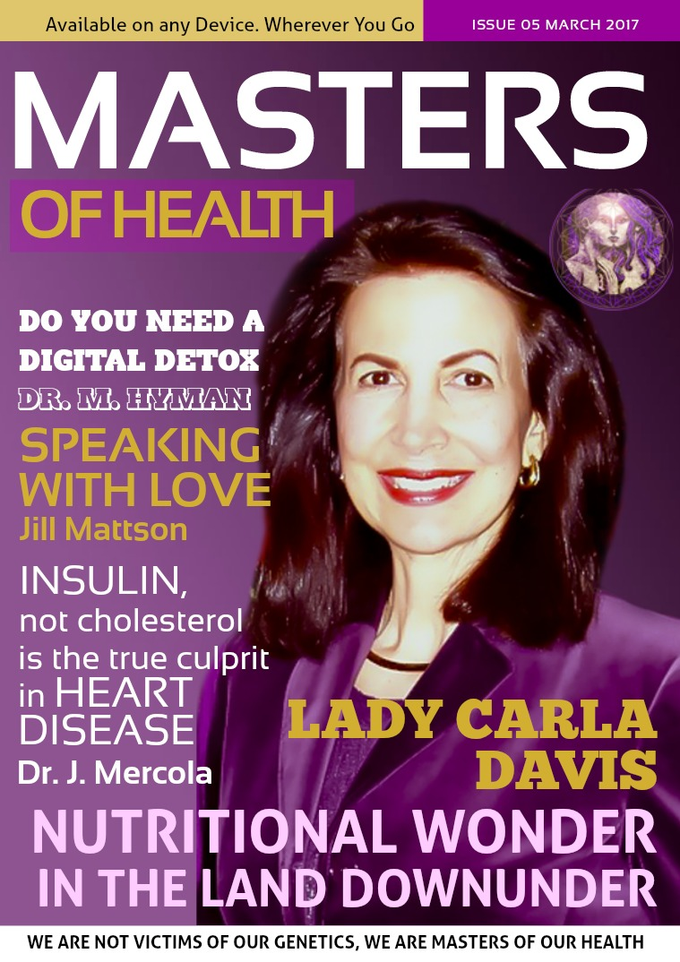 Masters of Health Magazine March 2017