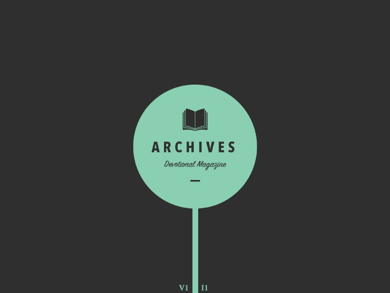 The Archives Devotional Magazine June 2015