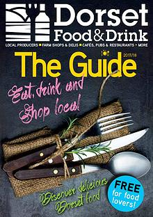 Dorset Food and Drink The Guide 2017