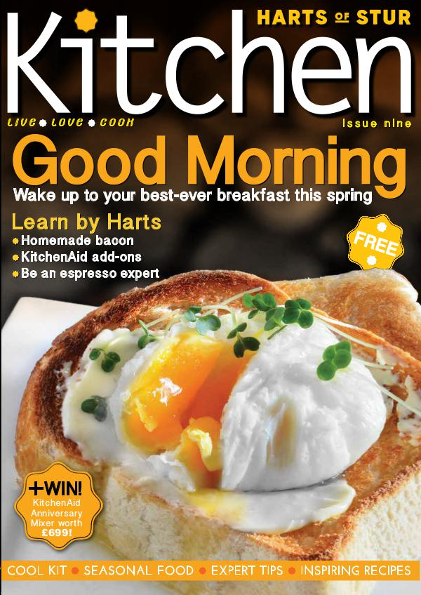 Harts of Stur Kitchen issue 09, spring 2019