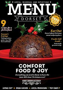 MENU dorset issue 5