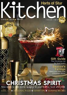 Kitchen HARTS of Stur Xmas issue