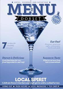 MENU dorset issue 13
