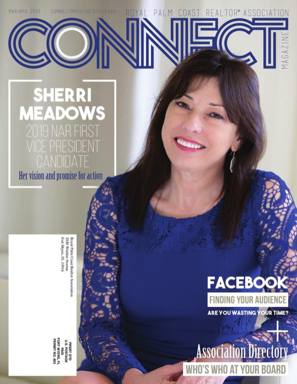 Connect Magazine March/April 2018