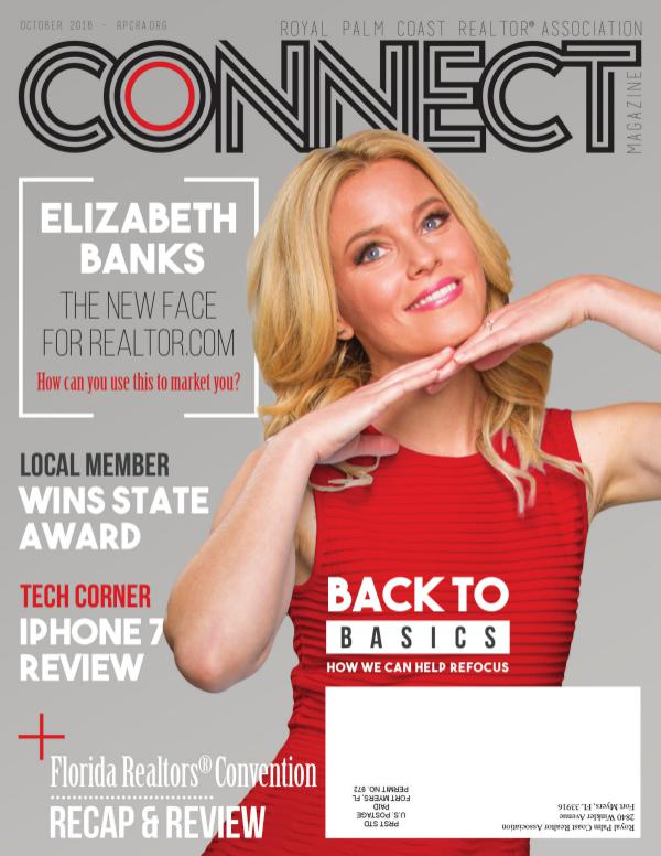 Connect Magazine October 2016