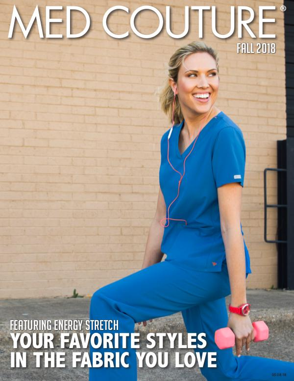 Scrub Authority Med Couture Fall 2018 Catalog