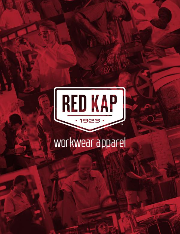 Scrub Authority Red Kap Fall 2018 Catalog