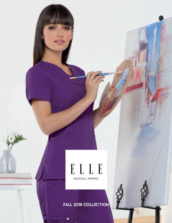 Scrub Authority Elle Fall 2018 Catalog