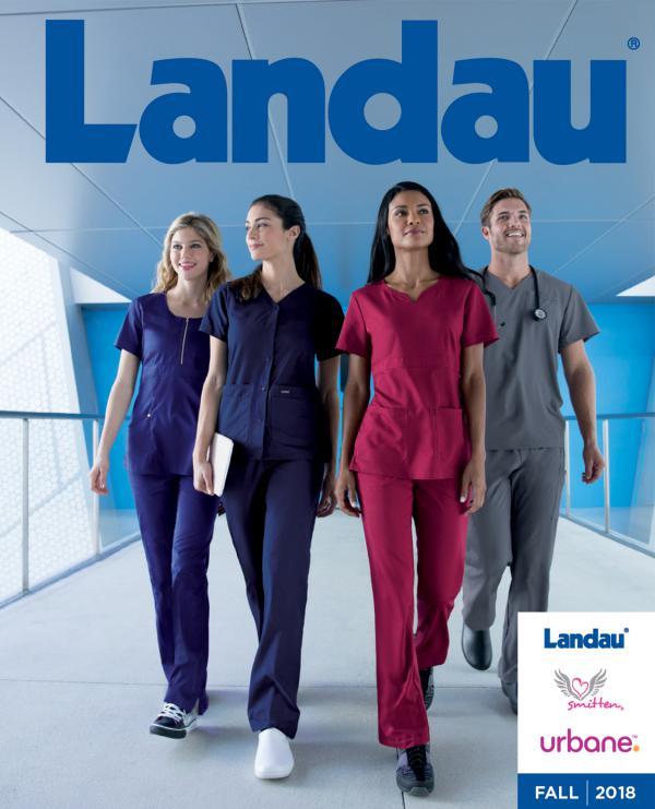 Scrub Authority Landau/Urbane - Fall 2018 Catalog