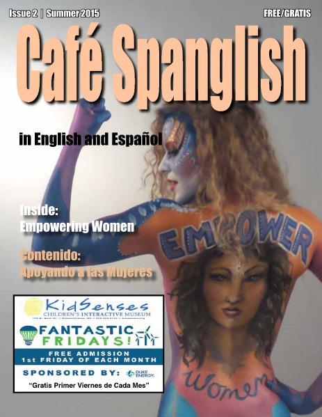 Cafe Spanglish Magazine 2
