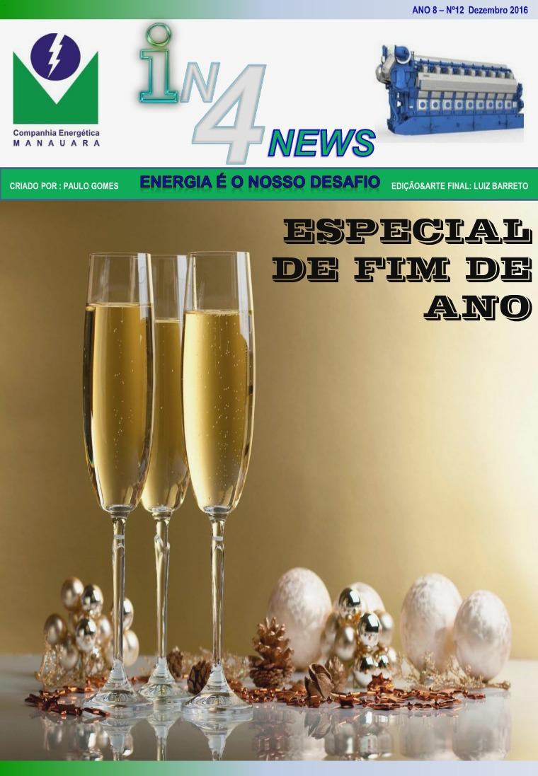 Especial de Fim de Ano Revista CEM 12