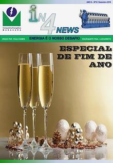 Especial de Fim de Ano Revista CEM