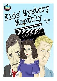 Sneak Peeks into Kids Mystery Monthly