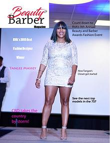 Beauty and Barber Magazine 2020 Summer Edition