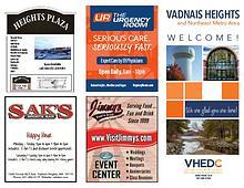 Vadnais Heights Business Brochure