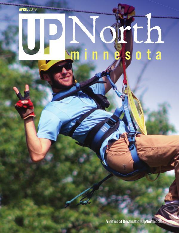 Destination Up North UpNorth-Spring_19_NB