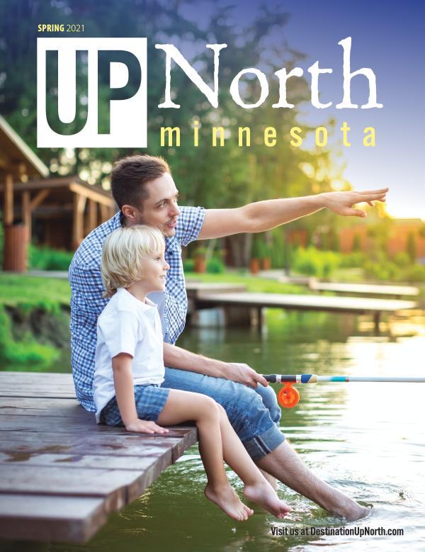 UpNorth Minnesota Spring 2021