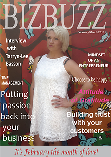 BizBuzz - the magazine for woman in business