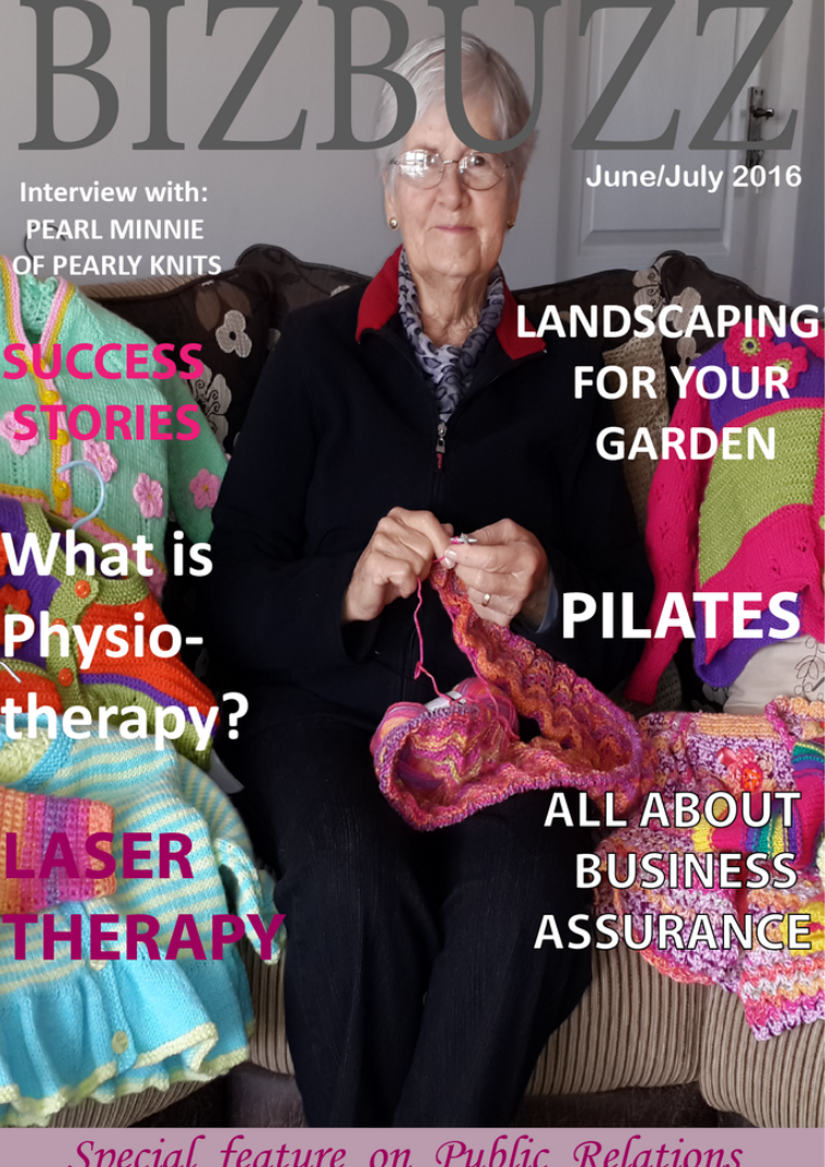 BizBuzz - the magazine for woman in business June/July 2016