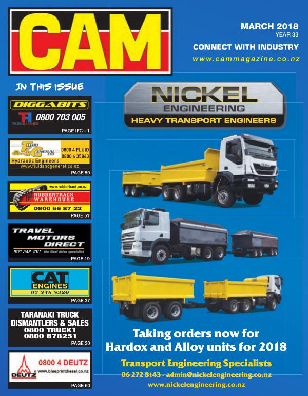 CAM March 2018