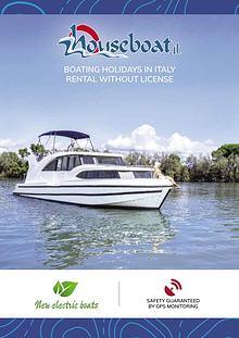 Houseboat Catalogue - Italy