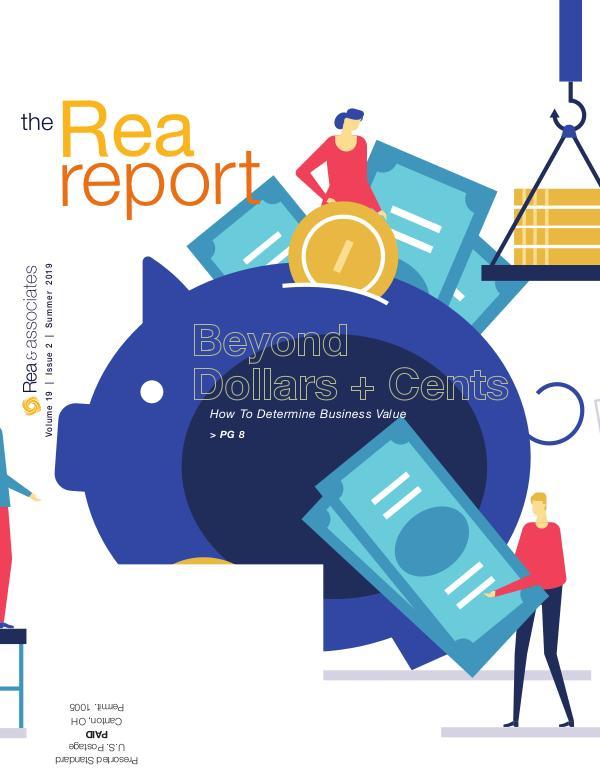 The Rea Report Summer 2019
